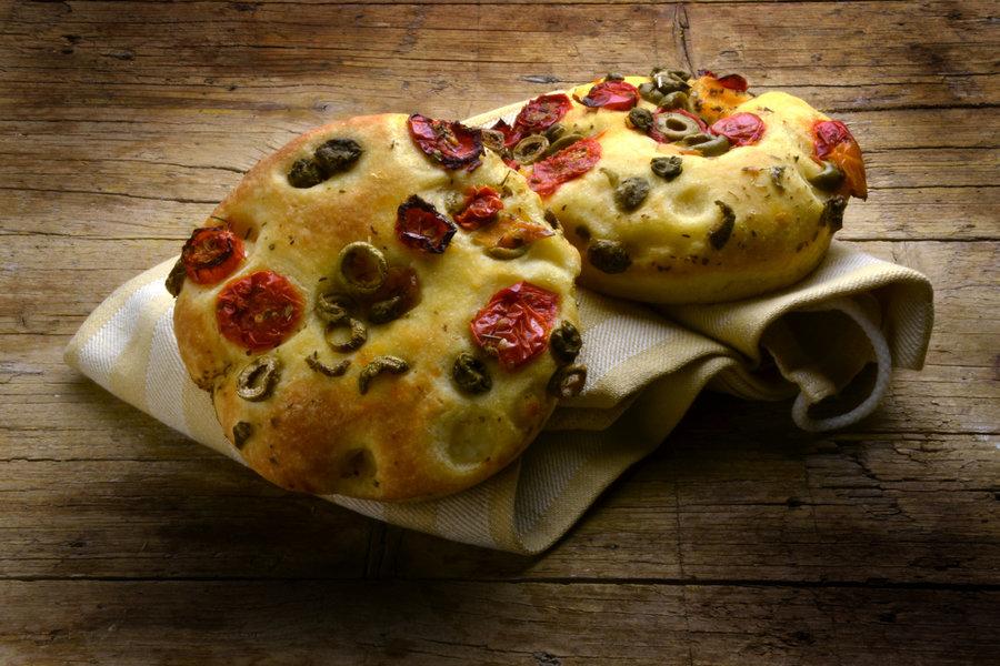 Pizzette Ricetta Base
